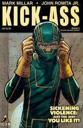 Kick-Ass #2 2nd Printing