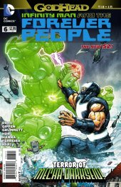 Infinity Man and the Forever People #6