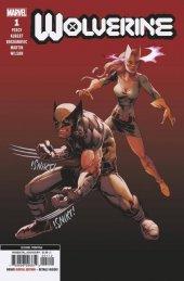 Wolverine #1 2nd Printing