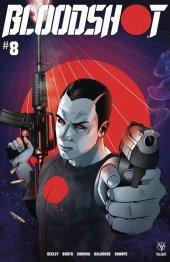 Bloodshot #8 Cover C Cheung