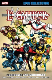 excalibur: epic collection - curiouser and curiouser tp