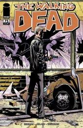 The Walking Dead #75 Retailer Appreciation Variant