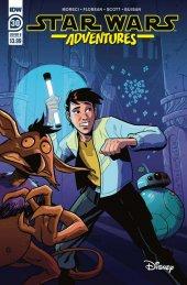 Star Wars Adventures #30 Cover B Buisan