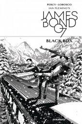 James Bond: Black Box #4 Cover D 1:10 Masters B&w In