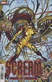 Scream: Curse of Carnage #1 1:50 Nick Bradshaw Variant
