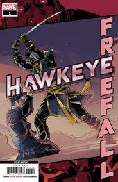 Hawkeye: Freefall #1 2nd Printing