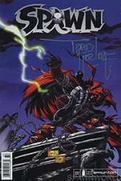 Spawn #137 Newsstand Edition