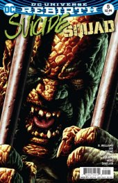 Suicide Squad #5 Variant Edition
