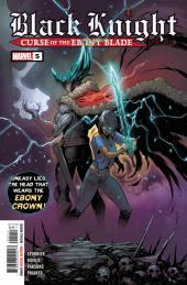 Black Knight: Curse of the Ebony Blade #5