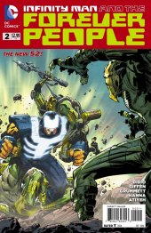 Infinity Man and the Forever People #2