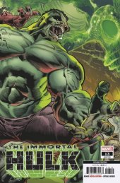 The Immortal Hulk #13 2nd Printing Bennett Variant