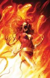 Jean Grey #1 Francesco Mattina Dark Phoenix Virgin Variant