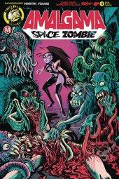 Amalgama Space Zombie #4 Cover C Baugh