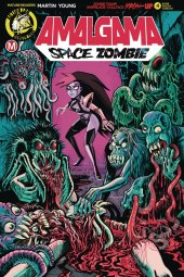 Amalgama Space Zombie #4 Cover C Baugh