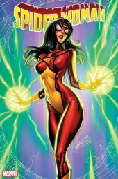 Spider-Woman #1 J. Scott Campbell Variant