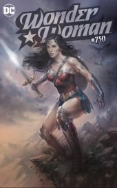 Wonder Woman #750 Lucio Parrillo Variant A