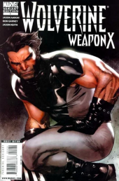 Wolverine: Weapon X #1 Coipel Variant