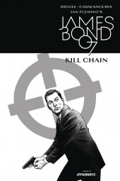 James Bond: Kill Chain #2 Cover B 1:10 B&w Cover