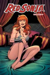 Red Sonja #13 1:10 Pepoy Seduction Cover