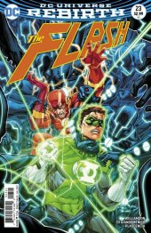 The Flash #23 Variant Edition
