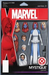 Powers of X #2 John Tyler Christopher Action Figure Variant