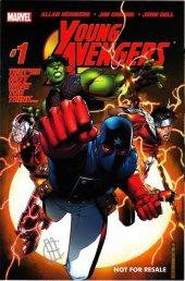 Young Avengers #1 Marvel Legends Reprint