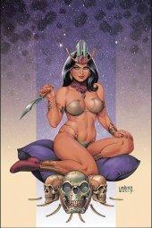 Dejah Thoris #3 Lisner Limited Virgin Cover