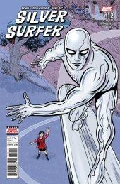 Silver Surfer #12