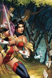 Grimm Fairy Tales #35 Cover D Goh
