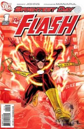 The Flash #1 2nd Printing
