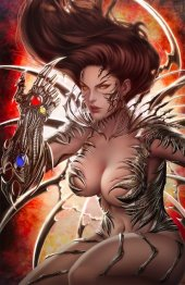 Witchblade: 25th Anniversary Edition #1 Ariel Diaz Variant