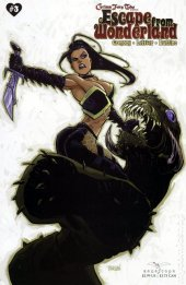 Grimm Fairy Tales Presents Escape from Wonderland #3 Cover B
