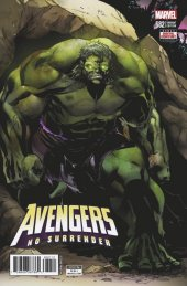 The Avengers #682 2nd Printing Variant