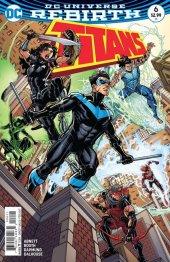 Titans #6 Variant Edition