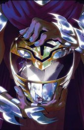 Mighty Morphin Power Rangers / Teenage Mutant Ninja Turtles #1 One Per Store Variant