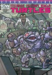 Teenage Mutant Ninja Turtles: Utrom Empire #2 Subscription Variant
