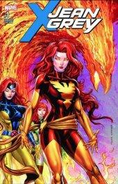 Jean Grey #1 Tyler Kirkham Dark Phoenix Variant