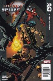 Ultimate Spider-Man #85 Newsstand Edition