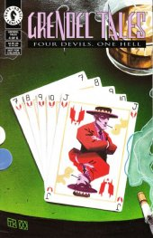 Grendel Tales: Four Devils, One Hell #4