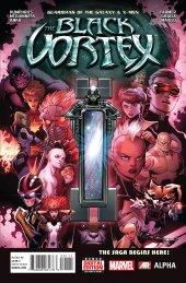 guardians of the galaxy & x-men: black vortex - alpha