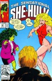 The Sensational She-Hulk #49