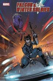 Falcon & Winter Soldier #2 1:25 Medina Variant