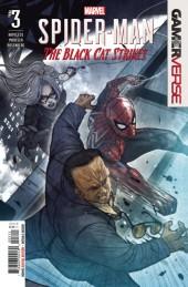 Marvel's Spider-Man: The Black Cat Strikes #3
