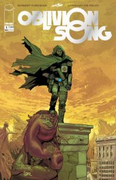 Oblivion Song #1 Collectors Cover