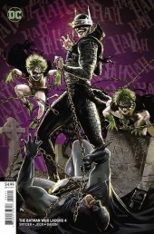 The Batman Who Laughs #4 Variant Edition