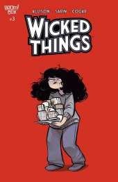 Wicked Things #3 Original Cover