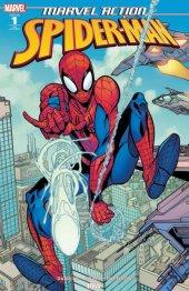 Marvel Action: Spider-Man #1 Stadium Comics Alex Milne Cover