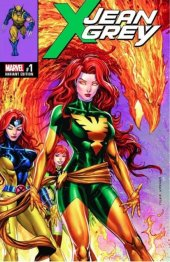 Jean Grey #1 Tyler Kirkham Phoenix Variant