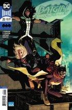 Batgirl and the Birds of Prey #20 Adam Hughes Variant