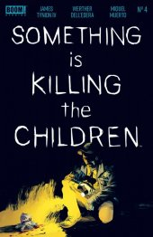 Something Is Killing The Children #4 Original Cover